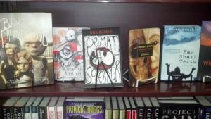 Vroman's Horror Bookshelf