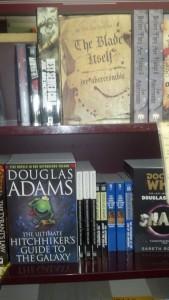 Vroman's Bookshelf