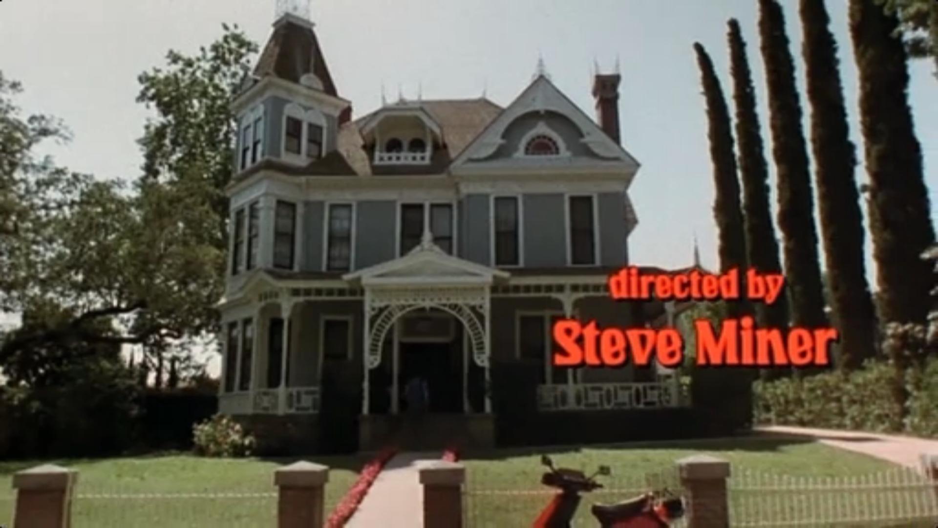 Horror Haunts House 1986 Film Location Geek Field Guides